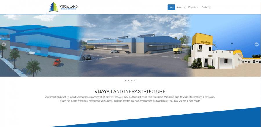 Vijaya Land Infrastructure