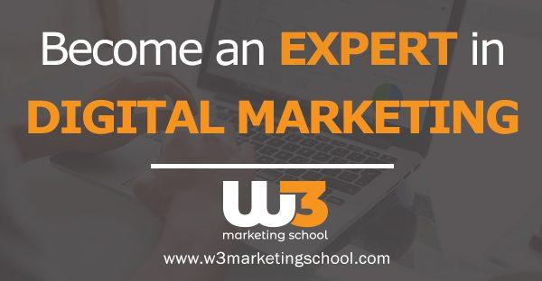 Become an Expert in Digital Marketing