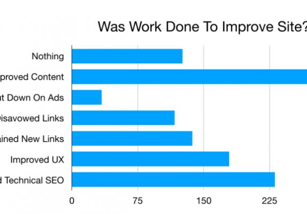 google-core-update-tactics-survey